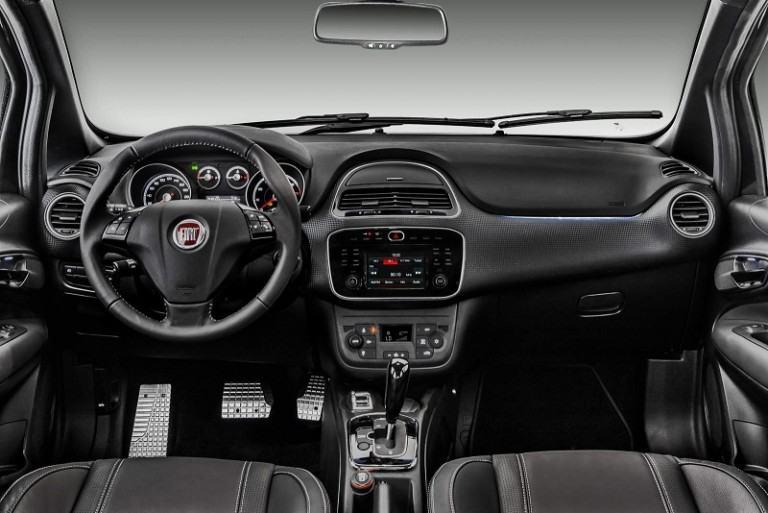 Itens de Série Fiat Punto