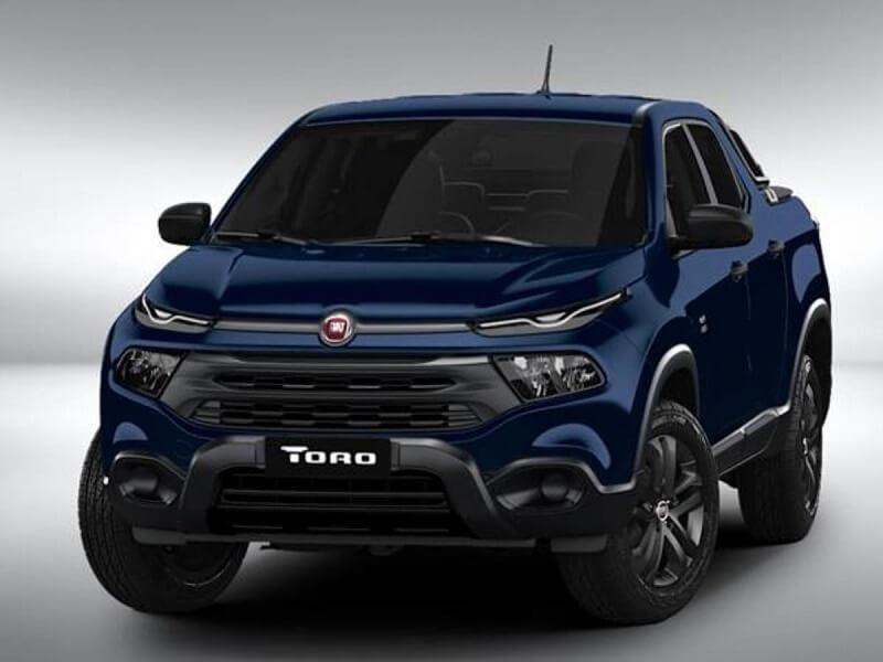 Versões Fiat Toro