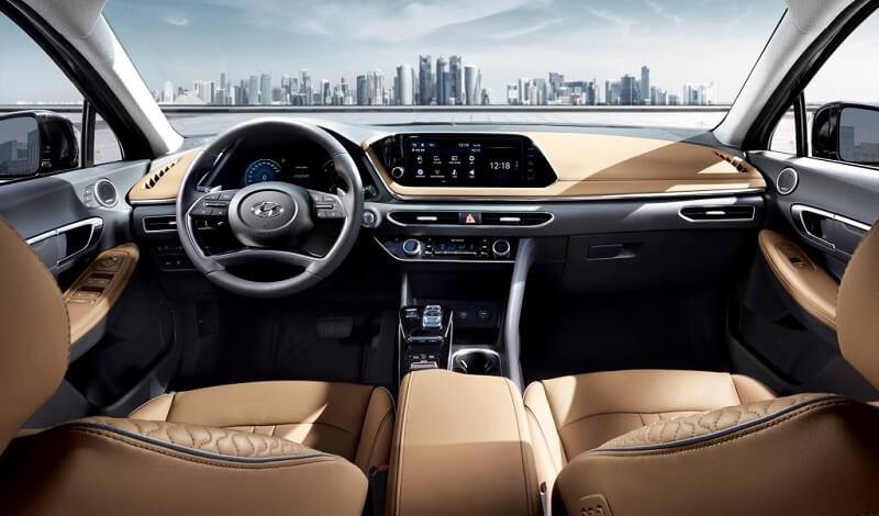 Itens de Série do Hyundai Sonata 2021