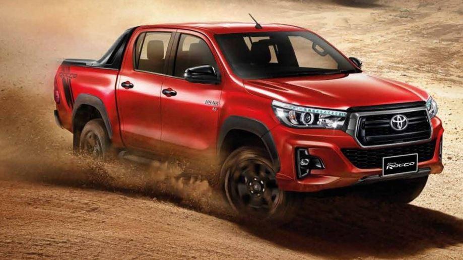 Versões Toyota Hilux