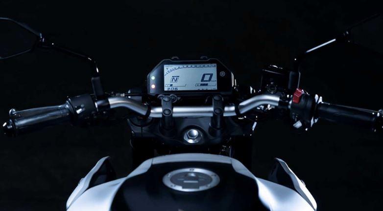 Itens de Série Yamaha MT 03 2021