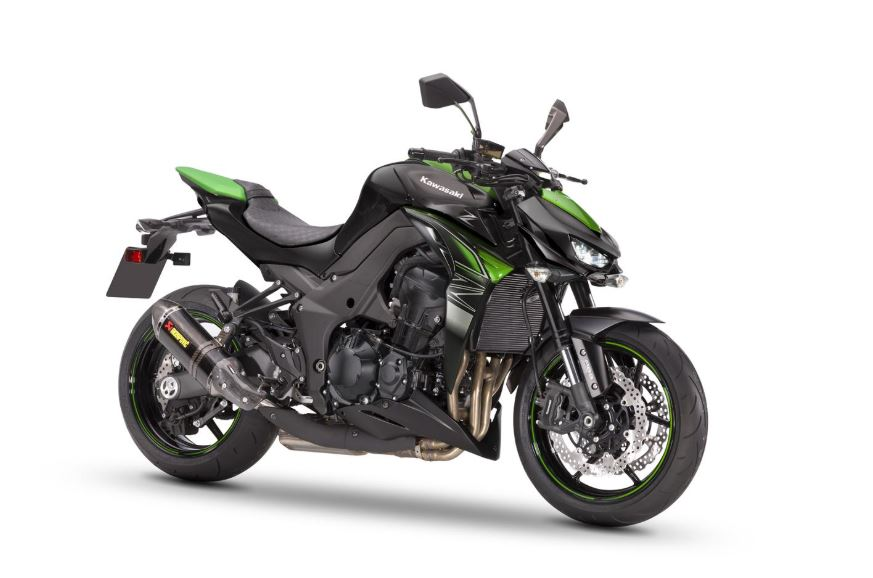 Motocicleta Kawasaki 2021