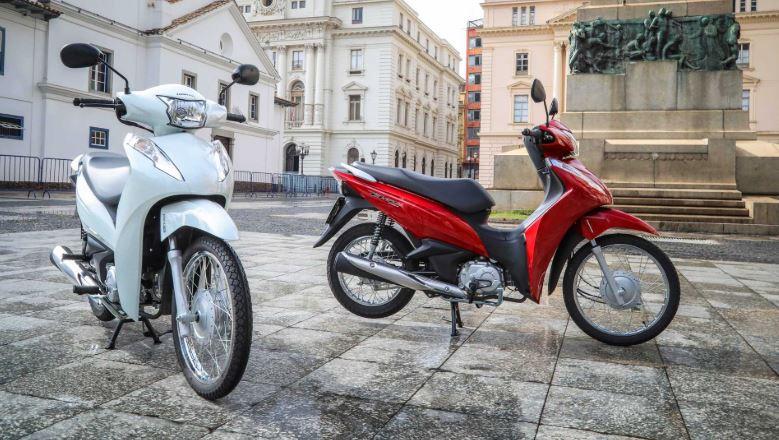 Nova Honda Biz