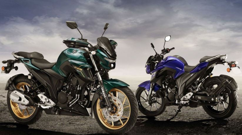 Versões Yamaha Fazer 250