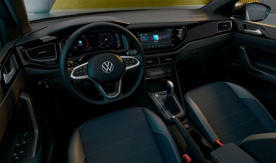 Itens de Série Volkswagen Nivus