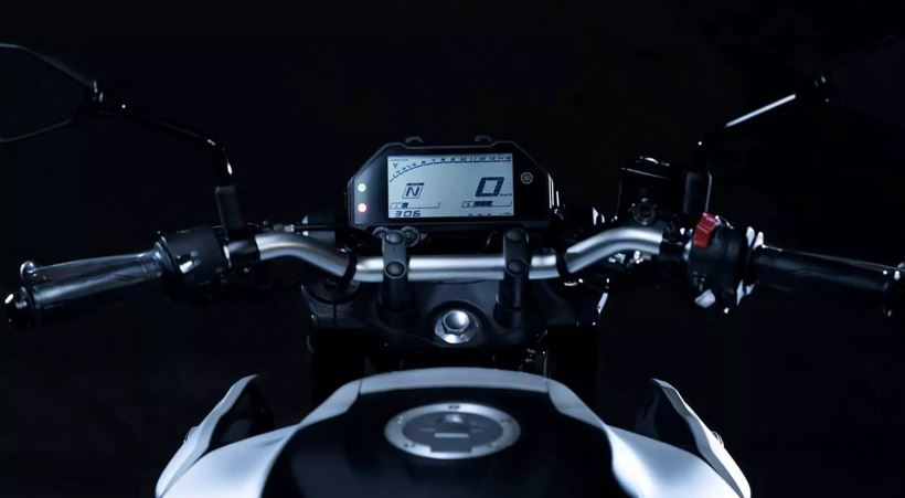 Itens de Série da Nova Yamaha