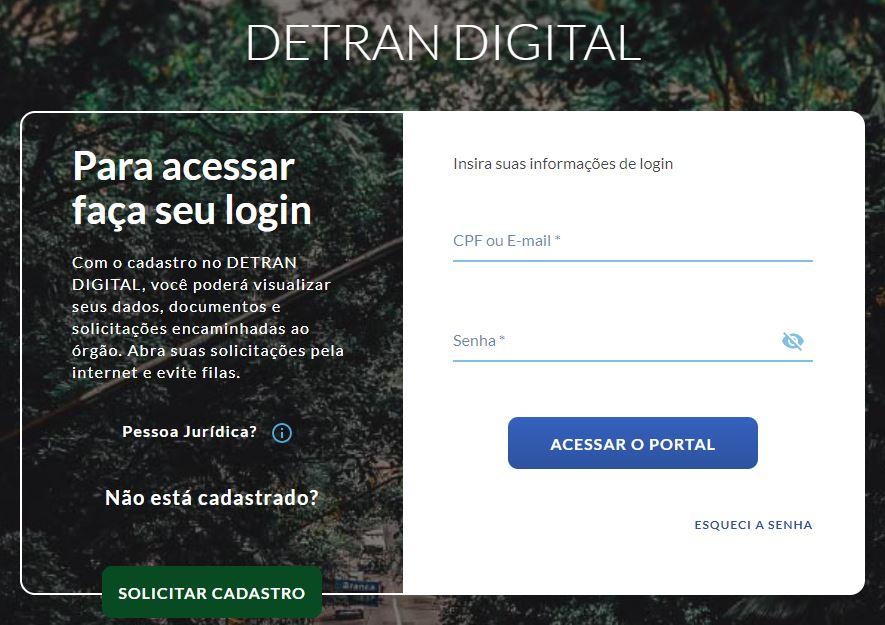 Detran Digital