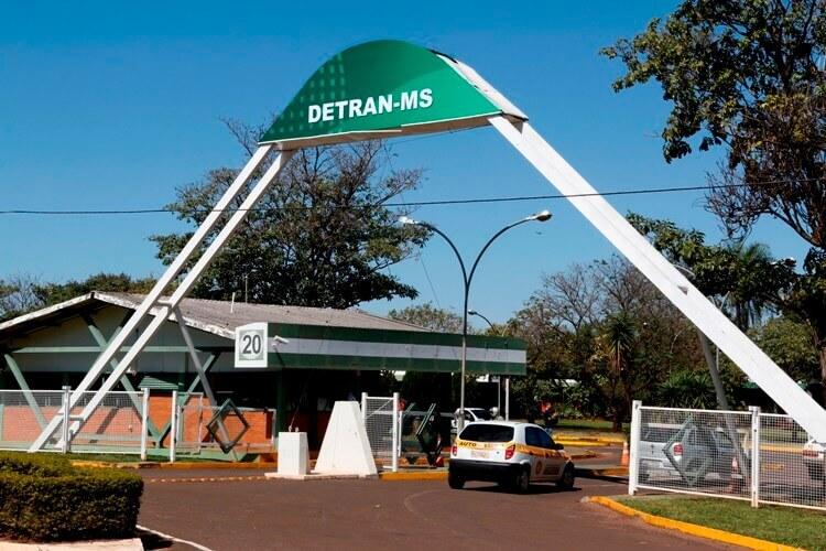 DETRAN Mato Grosso do Sul