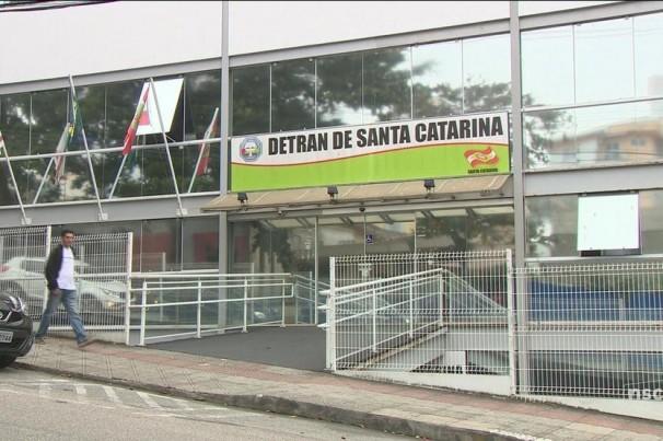 Detran Santa Catarina
