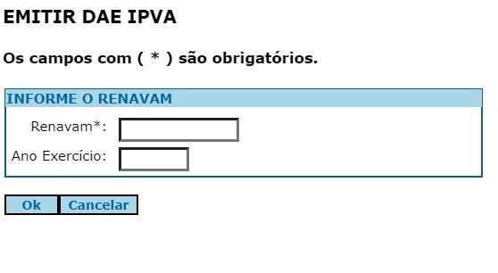 DETRAN IPVA