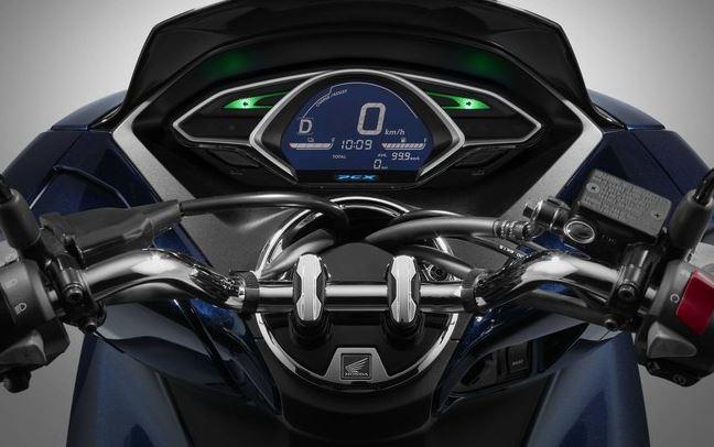Itens de Série Honda PCX 150
