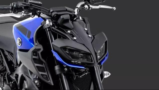 Versões Yamaha MT 09