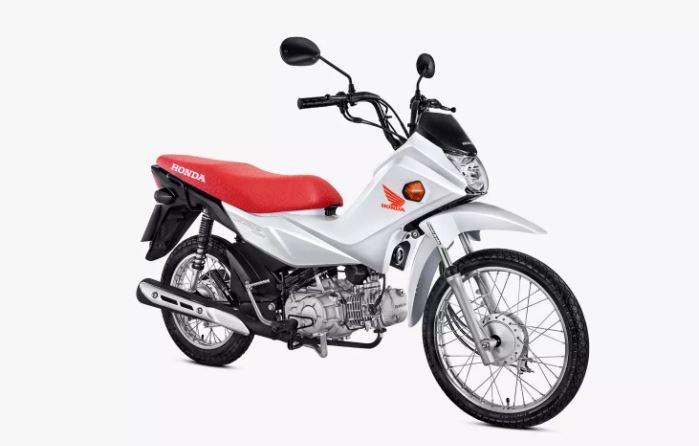 Versões da Nova Honda POP