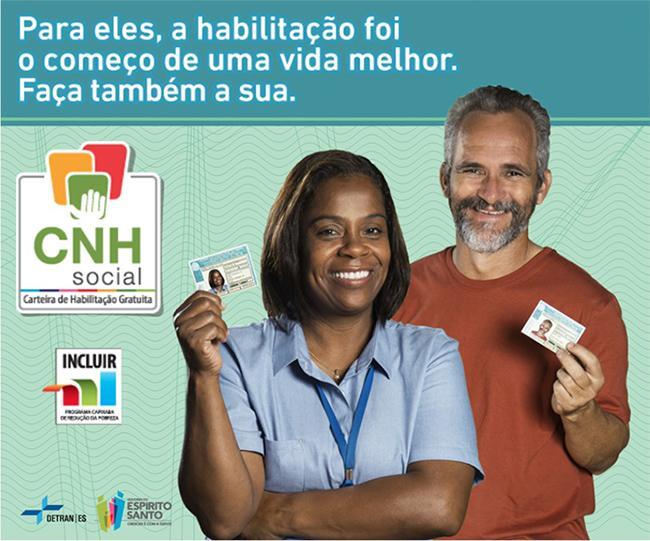 Quem tem direito a CNH Social ES