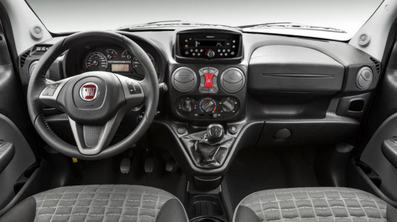 Itens de Série do Fiat Doblo