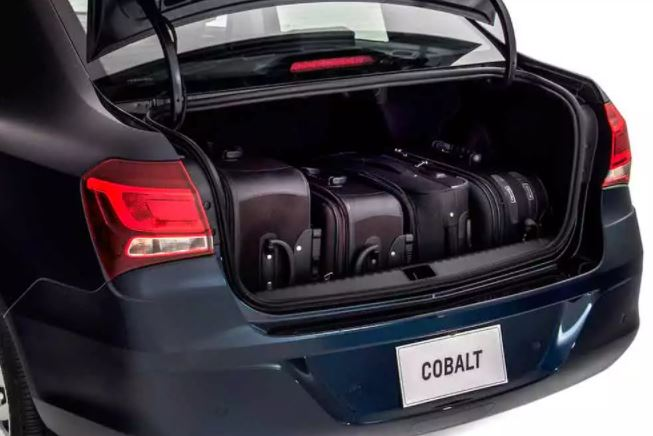 Porta Malas Cobalt