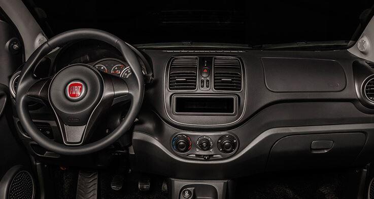 Itens de Série do Fiat Grand Siena