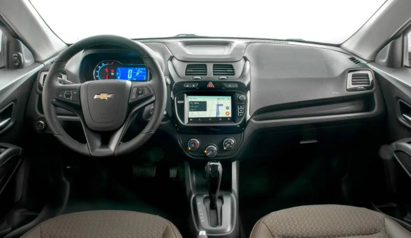 Interior Chevrolet Cobalt
