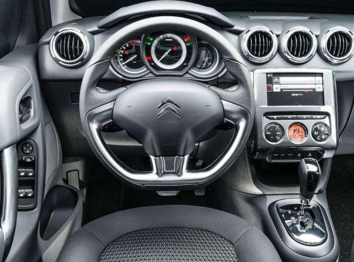 Itens de Série Citroën C3 2021