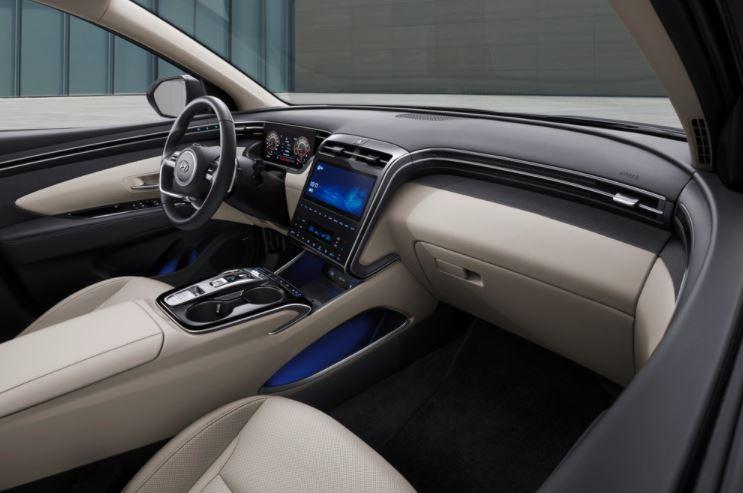 Itens de Série do Hyundai Tucson