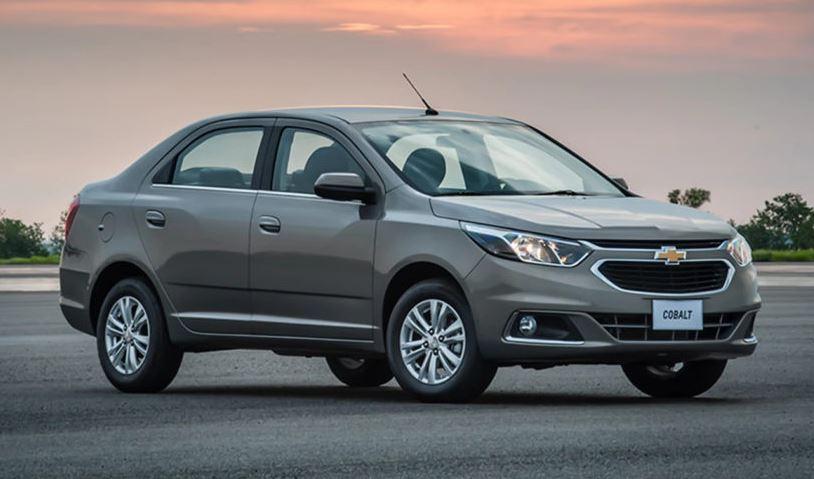 Preço Chevrolet Cobalt 2021
