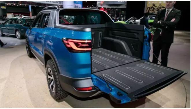 Porta-malas Volkswagen Tarok