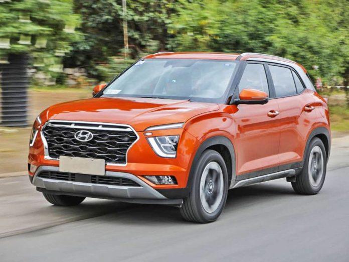 Novo Hyundai Creta 2022 é flagrado e apresenta novo visual